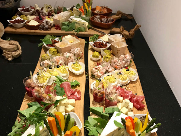 Tapas Catering Cuisien